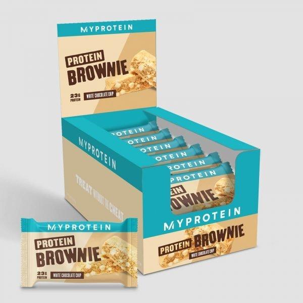 brownie proteico