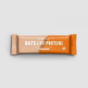 Barretta Proteica OATS & WHEY