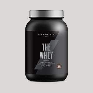 The Whey MyProtein