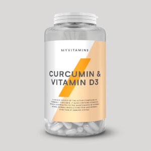 Curcumina e Vitamina D3