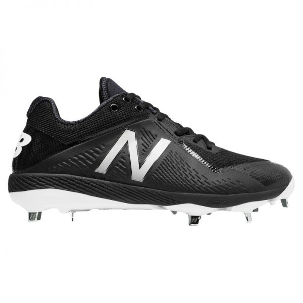 New balance Spikes Baseball Metal low cleats Black