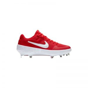 Nike Alpha Huarache Elite 2 Mid Metal Baseball cleats Red