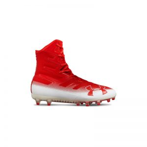 Under Armour Highlight MC rubber Cleats | Red