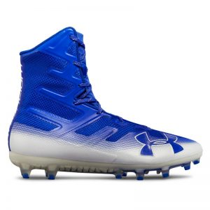 Under Armour Highlight MC rubber Cleats | Royal