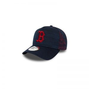 SNAPBACK Cappello NEW Era MLB 59 Fifty Los Angeles Dodgers CHAM in pelle scamosciata montato Cappellini
