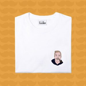 HANDLEBAR JAMES - T-shirt Unisex