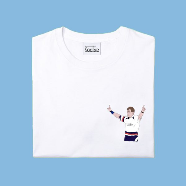 Koolbe Rugby T-shirts - The Bandleader 1