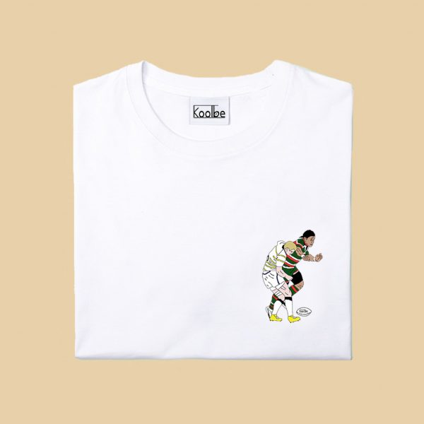 Koolbe rugby t-shirts Friends will be friends