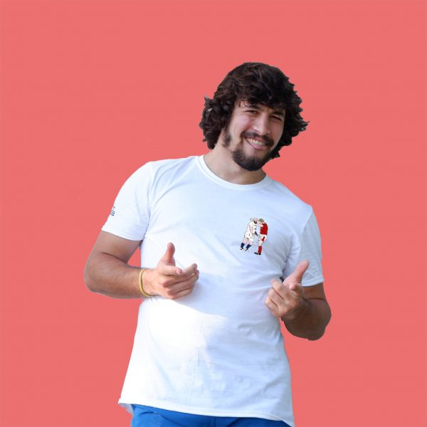 Koolbe rugby t-shirts Sorry, not sorry 1