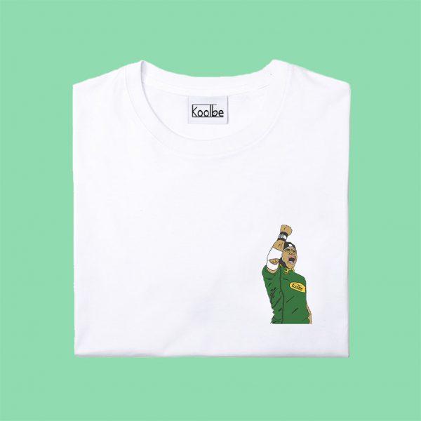 Koolbestore Koolbe Rugby T-shirts - The scream by cheslin