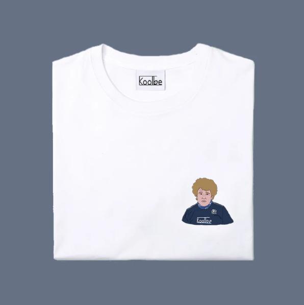 SIDEBURNS KING | T-shirt Unisex | Koolbe Store
