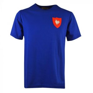 France Rugby Vintage T-Shir