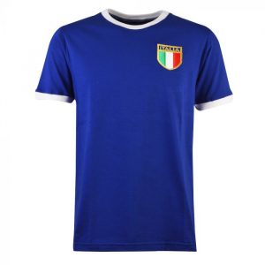 Italy Rugby Vintage T-Shirt