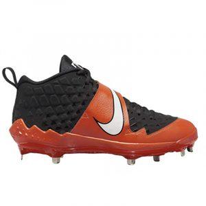 Nike Nike Air Trout 6 Mid Baseball cleats orange