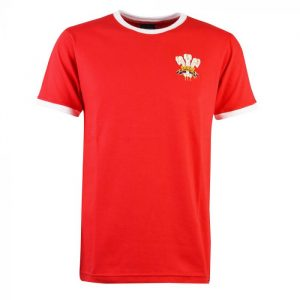 Wales Rugby Vintage T-Shirt